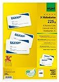 Sigel LP799 - Tarjetas de visita- Paquete de 400