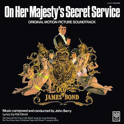 007- On Her Majesty'S Secret Service