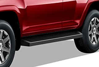 TRD Pro Nerf Bars Tyger Auto TG-LD2T60148 Tyger Lander Drop Step Running Boards Compatible with 2010-2021 Toyota 4Runner Trail Edition; 2014-2021 SR5 Textured Black