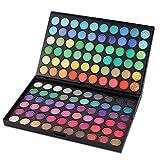 Paleta de Sombra de Ojos Colección Vivo Brillante Kit de Maquillaje Caja Profesional para Maquillaje Accesorio cosmético de Belleza (Paleta de Sombra de Ojos de 120 Colores) (120-1)