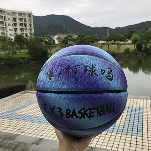 Review Of SSLLPPAA Youth Basketball Men and Women Basketball Camouflage Basketball No. 7 Youth Baske...