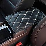 XQRYUB 車のアームレストマット自動アームレストマットクッションカバー、インフィニティG37 FX50 FX37 FX35エッセンスEX37 QX QX60 Q30 Q70L M35h JXに適合