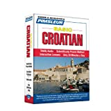 Pimsleur Croatian Basic Course - Level 1 Lessons 1-10 CD: Learn to Speak and Understand Croatian with Pimsleur Language Programs (1)