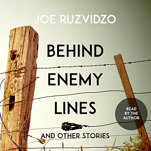 Behind Enemy Lines audiobook cover art
