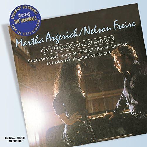 Martha Argerich & Nelson Freire