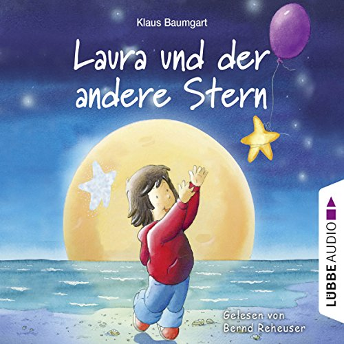 Laura und der andere Stern audiobook cover art