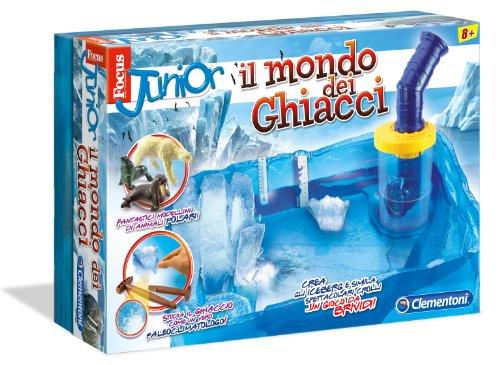Clementoni - 13883 - Focus Junior Archeojoueur Le Grand T-Rex Le Monde des Glaces