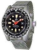 Tauchmeister T0259MIL - Orologio subacqueo professionale da 1000 m