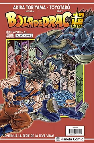 Bola de Drac Sèrie Vermella nº 272 (Manga Shonen)