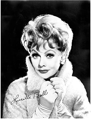 55% OFF Lucille Ball 8 x 10 photo Lucy Here's wholesale Love I Show The