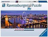 1000ピース ジグソーパズル 夜のロンドン London bei Nacht (98 x 37,5 cm)