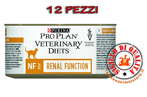 Purina ProPlan NF renal Function Veterinary Diets gato 195 g x 12