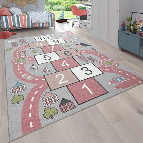 Paco Home Tapis pour Enfant Chambre d