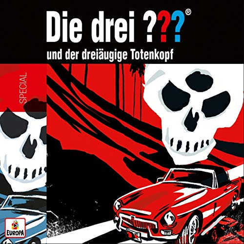 und der dreiäugige Totenkopf (limitierte Digital-Pack-Version)