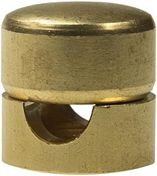 Lampen Distanz Aufhänger Aus Metall Affenschaukel Kabelhänger Kabelbefestigung Messing Baumarkt