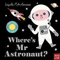 Where's Mr Astronaut? (Felt Flaps)