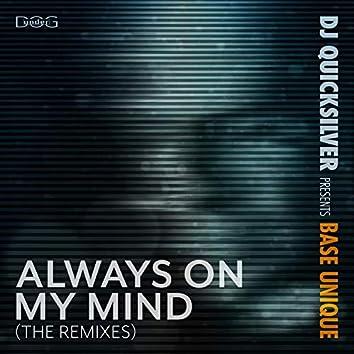 Always on My Mind (The Remixes)
