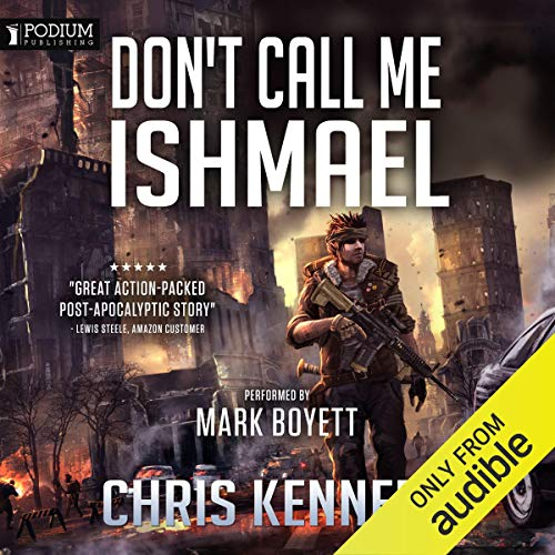 Don't Call Me Ishmael cover art