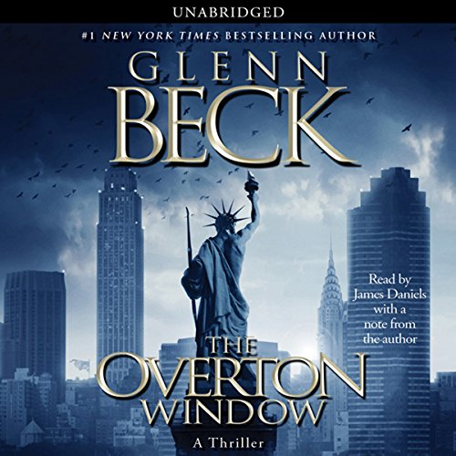 The Overton Window audiobook cover art