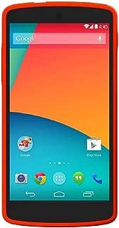 LG Nexus 5 D820 16GB Unlocked GSM 4G LTE Quad-Core Android Smartphone - Red