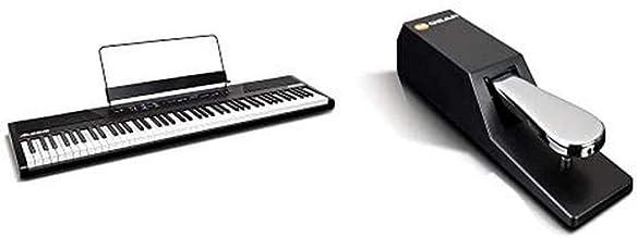 Digital Piano Bundle - Electric Keyboard with 88 Semi Weight