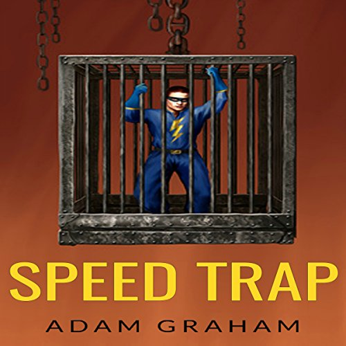 Speed Trap audiobook cover art