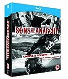 Sons of Anarchy - Seasons 1-3 [Reino Unido] [Blu-ray]