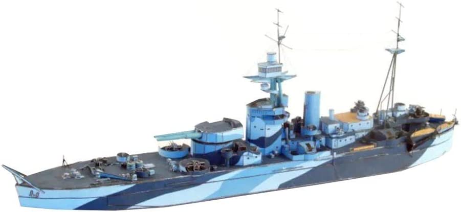 XuetongXT Challenging Puzzle Model Toys 400 Scale HMS Washington Mall Roberts Overseas parallel import regular item 1