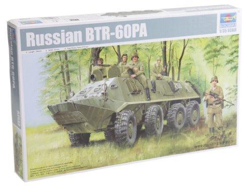 Trumpeter 01543 - 1/35 Panzer BTR-60 PA
