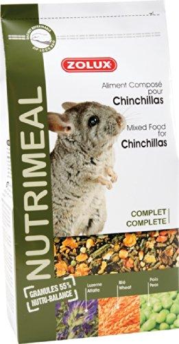 Zolux Nutri'meal Aliment pour Chinchilla 2,5 kg