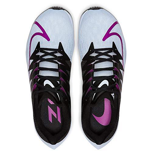 Nike(ナイキ)ズームライバルフライメンズランニングシューズUSサイズ:24カラー:グレイ