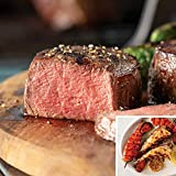 Filet & Maine Lobster Duo from Omaha Steaks (Butcher's Cut Filet Mignons and Split Lobster Tail Skewers)