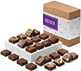 Fairytale Brownies Magic Morsel 24 Gourmet Chocolate Food Gift Basket - 1.5 Inch x 1.5 Inc...