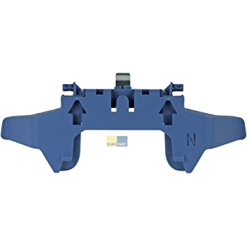 Miele 7793096 ORIGINAL Aufnahme Halter 208x82x42mm Blau für Filterbeutel Staubbeutel S800 Serie Staubsauger zT S8 CAT&DOG ECOLINE EUROSTAR HAUS&CO