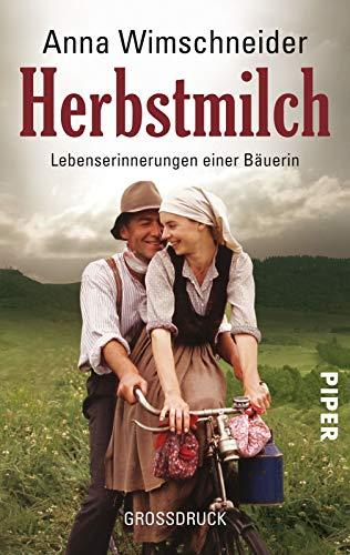 Buchseite und Rezensionen zu 'Herbstmilch: Lebenserinnerungen einer Bäuerin' von  Wimschneider