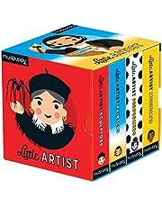Little Artist Board Book Set: 1 (Boxset)