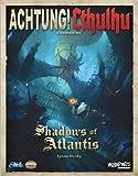 Modiphius Achtung! Cthulhu: Shadows of Atlantis