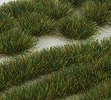 War World Scenics Set Strisce e Ciuffi di Erba Statica Autoadesivi Autunno (6mm) - Modellismo Ferroviario Wargame Terreno Modello Diorama Scenario