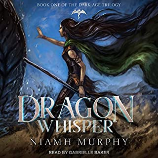 Dragon Whisper audiobook cover art