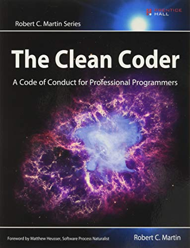 The Clean Coder: A Code of Con...