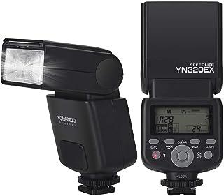 YONGNUO YN320EX Wireless TTL Camera Flash Master Slave Speedlite 1/8000s HSS GN31 5600K for Sony A7/ A7R/ A7S/ A58/ A99/ A...