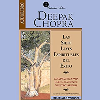 Las Siete leyes Espirituales del Exito [The Seven Spiritual Laws of Success] audiobook cover art