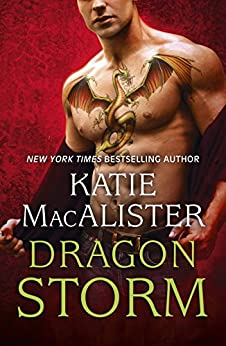 Dragon Storm (Dragon Fall Book Two) by [Katie MacAlister]