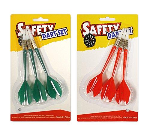 actiondart soft tip darts fit