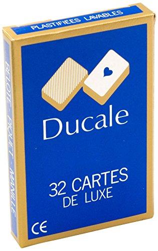 France Cartes - Jeu de Carte - 32 Cartes Grimaud Ducale - Lot de 3