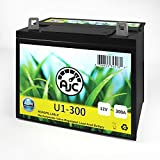 Ferris G1820 U1 Lawn Mower and Tractor Battery - This is an AJC Brand Replacement