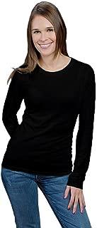 ONNO Women's Long Sleeve Bamboo T-Shirt