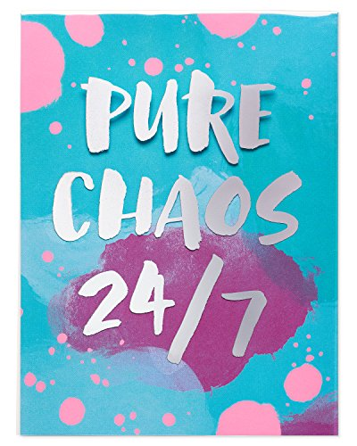 American Greetings Funny Mother's Day Card (Pure Chaos)