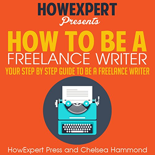 How to Be a Freelance Writer audiobook cover art