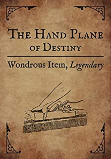 RPG hex paper: Gaming notepad: Blank hexed notebook for role playing gamers: Wondrous Item: Hand Plane of Destiny